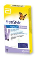 Freestyle Optium Beta-Cetones électrodes B/10 à QUEVERT