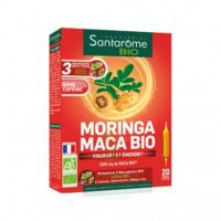 Santarome Bio Morinca Maca Solution buvable 20 Ampoules/10ml à QUEVERT