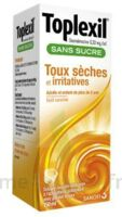 TOPLEXIL 0,33 mg/ml sans sucre solution buvable 150ml à QUEVERT