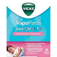 VICKS VAPOPATCH ENFANTS à QUEVERT