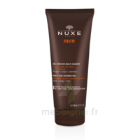 Nuxe Men Gel douche multi-usages 200ml lot de deux à QUEVERT