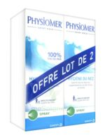 Physiomer Solution nasale adulte enfant 2*Sprays/135ml à QUEVERT